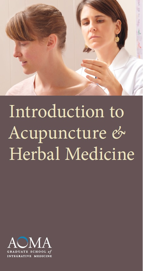 Intro to Acupuncture and Herbal Medicine